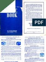 Dice info Hc Evans Catalog 1949