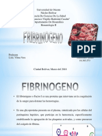 Expo de Fibrinogeno