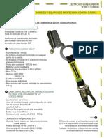 Linea de Conexion Con Freno - Fcxn025