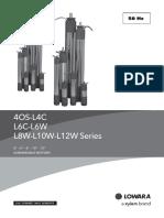 Xylem_Lowara_MOTOR_ 4OS_L4C_L6C_L6W_L8W_L10W_L12W.pdf