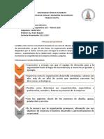 Circulos de Excelencia - Control de Calidad - Grupos de Aseguramiento de Calidad