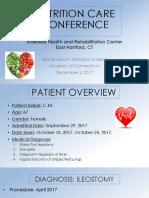 care conference presentation