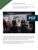22/Abril/2019 Defiende PRI presupuesto de personas con VIH