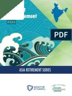 2018 Retirement Spotlight India