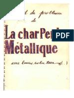 Recueil de problème de la charpente métallique.pdf