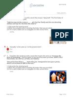 Phrasal Verbs Quiz Part 1