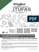 WFR5000D Manual de Uso y Cuidado