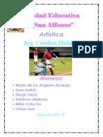 Artistica Beisbol