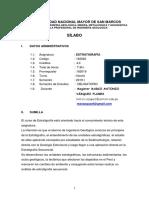 SILABO.EVALUACION DE ESTRATIGRAFÍA E.P. ING. GEOLOGICA  2019-I.pdf