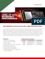 Datasheet XPG SX8200 Pro en 20181017 (3)