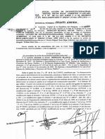 Jurisprudencia Nacional - Paraguay