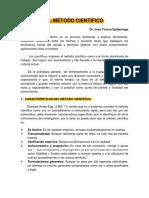 Material Informativo Método Científico(1)