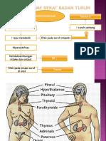 Patomekanisme Berat Badan Turun