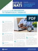 Boletín AES 45 Abril- Tips Para Organizar Tu Tiempo en El Trabajo