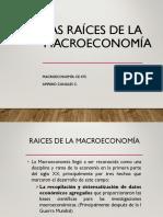 2. Las Raices de La Macroeconomía