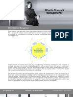 What is Contract Management - Template v2