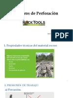 Parámetros de Perforación