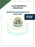 Pdc Huaccana 2011-2014