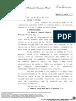 """La Cámara Federal de Casación Penal declaró que debe seguir interviniendo el Tribunal Oral Federal 5 en la causa """"Los Sauces"""""""
