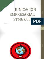 Presentación Clase Taller 2 STMG 603