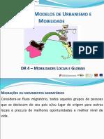 DR 4 - Migrações