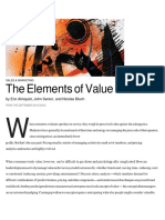 The Elements of Value.docx