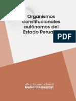Organismos Constitucionales