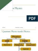 1 Introduction to Quantum Physics
