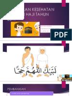 PEMBINAAN KESEHATAN JAMAAH HAJI TAHUN 2019.ppsx