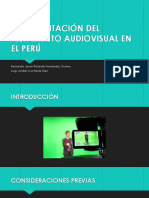 Implementación Del Testamento Audiovisual en El Perú