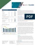 Fredericksburg Americas Alliance MarketBeat Retail Q12019