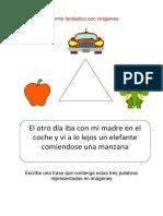 04Conciencia Fonológica (Trinomios Fantásticos Con Imágenes) Maribel Martínez y Ginés Ciudad-Real