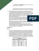 Composition de la corteza y manto(cuadros comparativos)