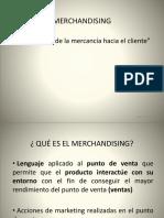 7.- Tecnicas Exterior de Merchandising