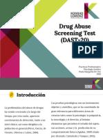 Drug Abuse Screening Test