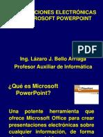 Clase08 Powerpoint