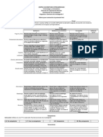 Rúbrica Protocolo Seminario I
