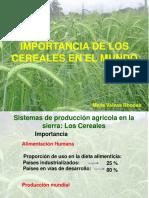 Introduccion a Los Cereales Seman 01
