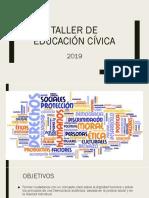 taller cívica