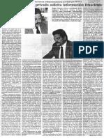 Edgard Romero Nava Sector petrolero privado solicita información fehaciente 18.8.1983
