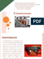 PRESENTACION transformador