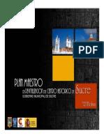 Presentacion Plan Maestro