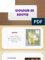 Diapositivas de Bolivia