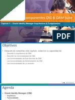VenKizmet-IAM Oracle CHP05-OIM Arquitectura & Componentes