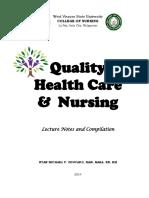 Quality Health Care and Nursing.pdf