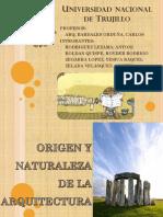 Origen y Naturaleza Modificado