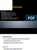 PATOFISOLOGI kelompok 2