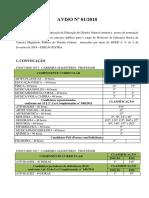 Lista de Exames Dione