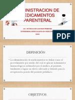 5- ADMINISTRACION DE MEDICAMENTOS PARENTERAL.pptx