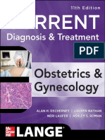 Current Diagnosis & Treatment Obstetrics & Gynecology, Eleventh .pdf